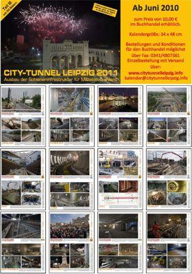 kalender 2011 city tunnel leipzig. Black Bedroom Furniture Sets. Home Design Ideas