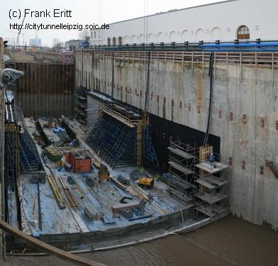 Bauabschnitt 2 - Blick nach Süden