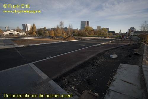 Semmelwei�br�cke - Blickrichtung Ost