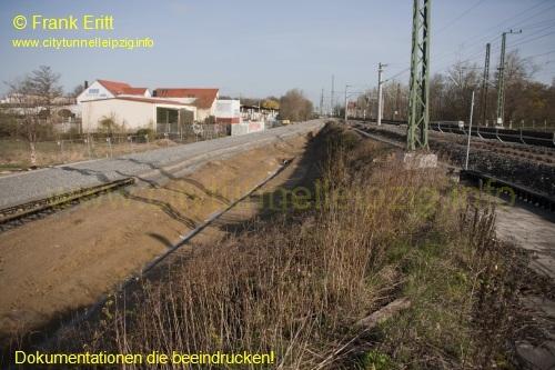 �berwerfungsbauwerk Dortmunder Stra�e - Blickrichtung Norden