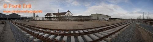 Baudock II - 180 Grad Panorama