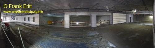 Fu�g�ngertunnel Eingang LVB Mitte
