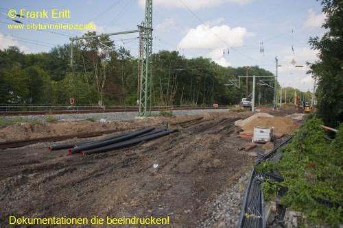 Fu�g�ngerunterf�hrung Rathausstra�e S�d - Blickrichtung Osten