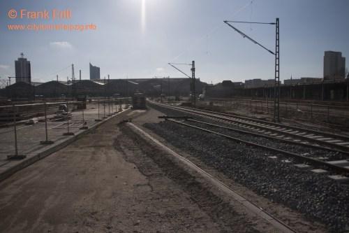 Portal Westrampe - Blickrichtung S�d