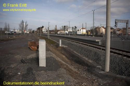 Fußgängertunnel Berliner Brücke - Blickrichtung Nord