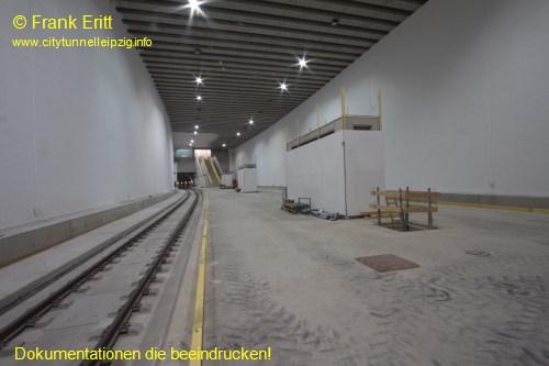 Treppenaufgang Nord - Blickrichtung S�d