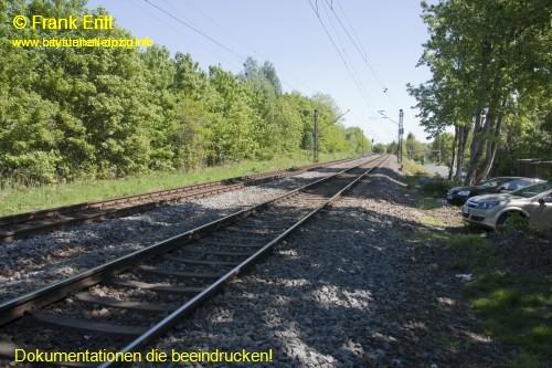 Strecke nach Engelsdorf