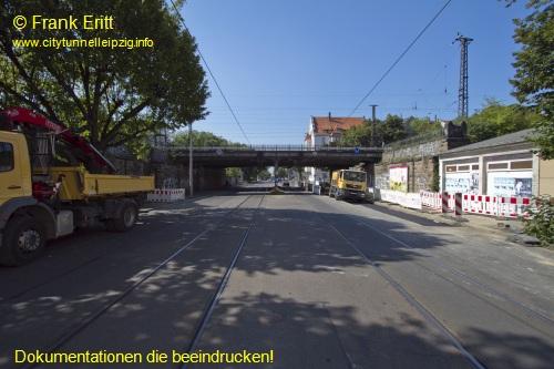 E� Papierm�hlstra�e - Ostseite