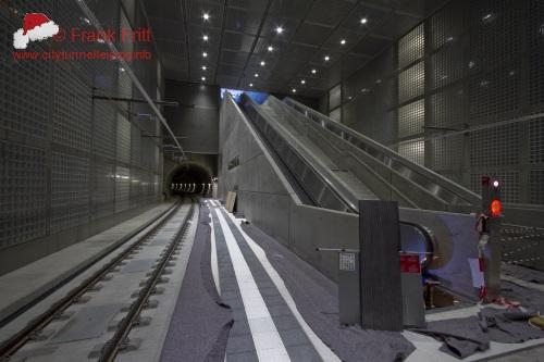 Treppenaufgang S�d - Blickrichtung S�d