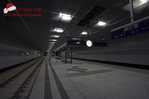 Zugang Nord - Blickrichtung S�d