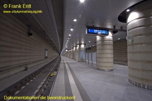 Zugang S�d - Blickrichtung Nord