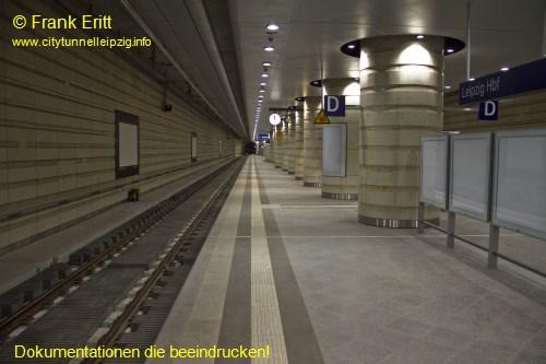 Eingang Nord - Blickrichtung S�d